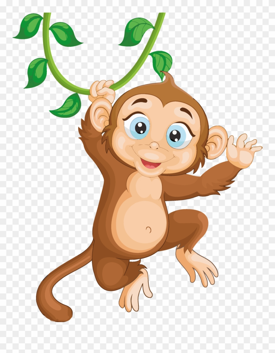 Monkey Clipart Png Download Cartoon.