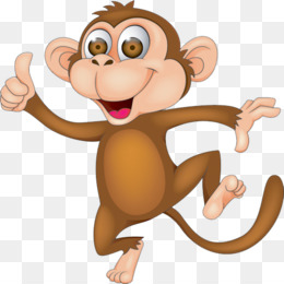 Monkey Clipart PNG and Monkey Clipart Transparent Clipart.