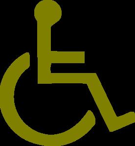Handicapped Symbol Clip Art at Clker.com.