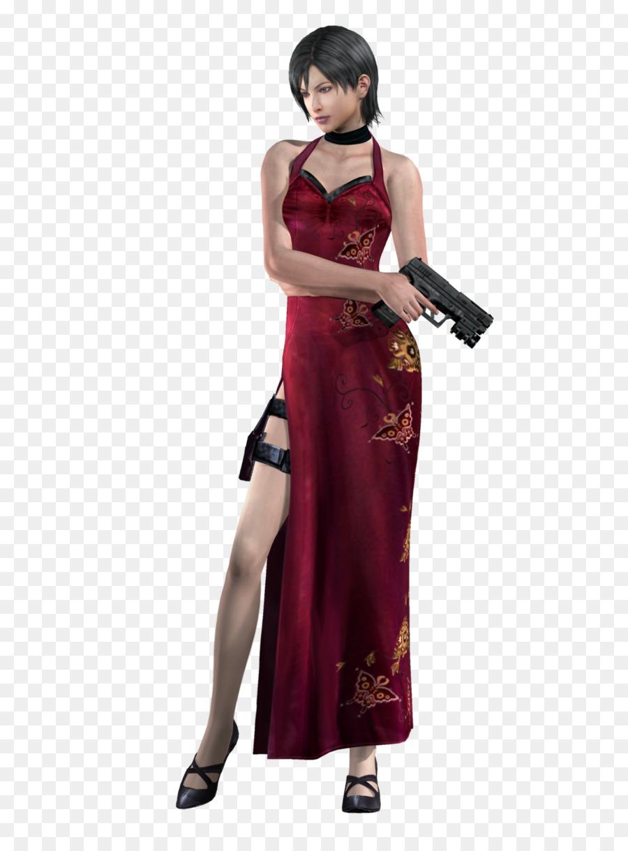 Cư Dân Ác 4 Evil 6 Ada Wong Jill Valentine.