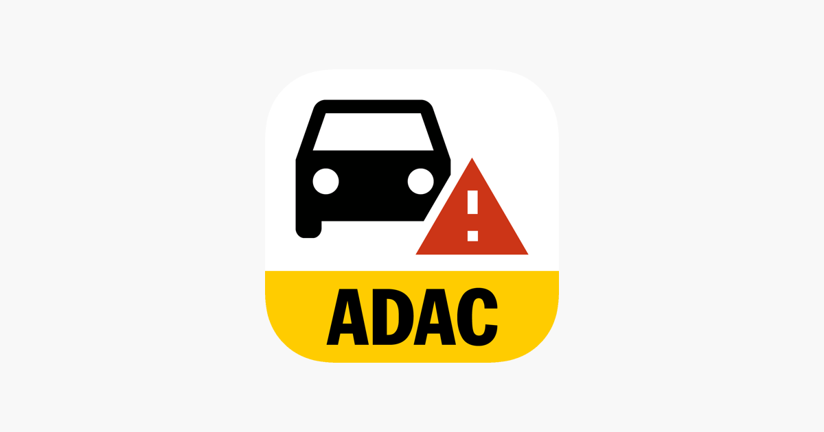 ADAC Pannenhilfe on the App Store.