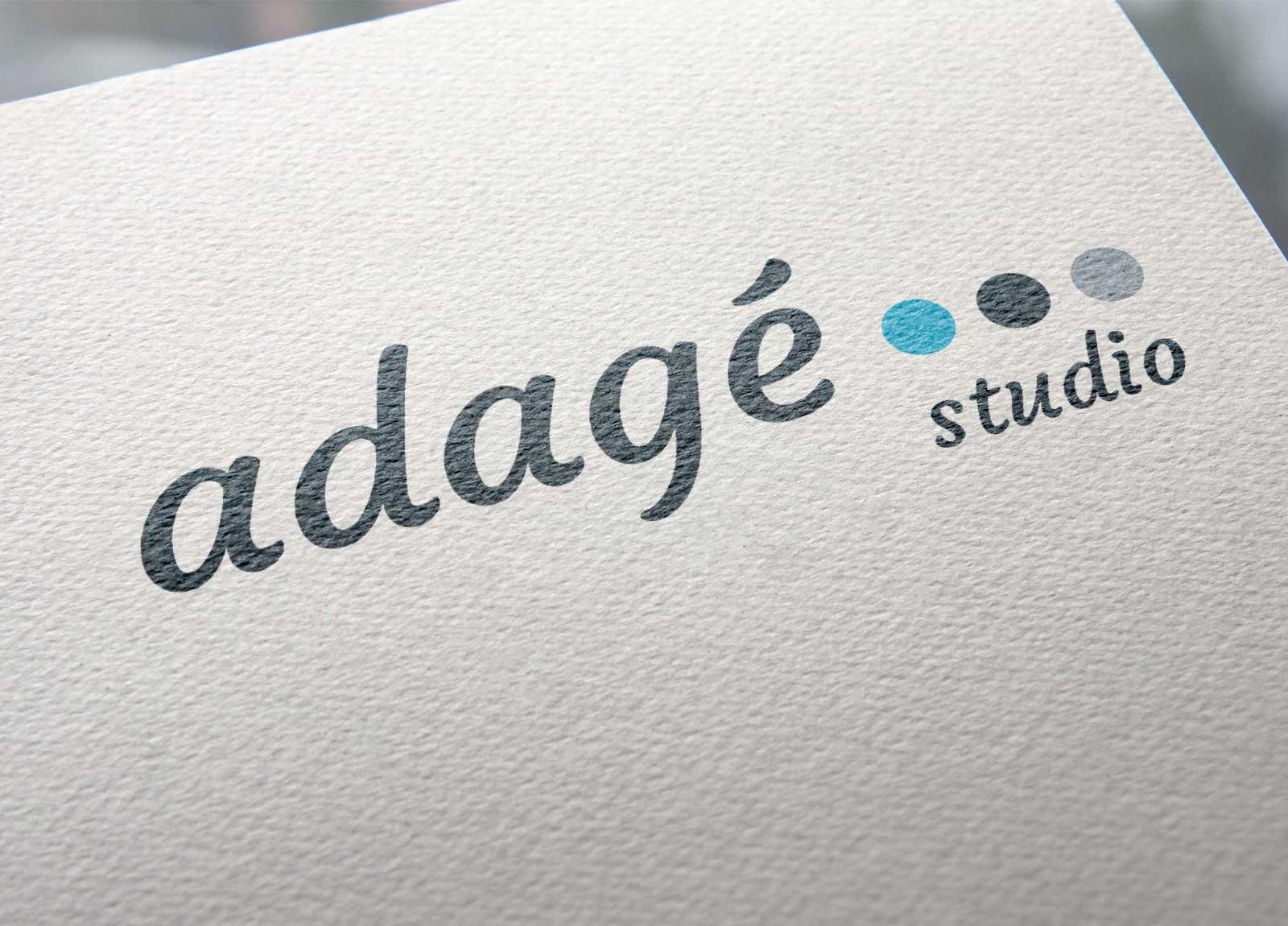 Logo Design for Adage Studio.