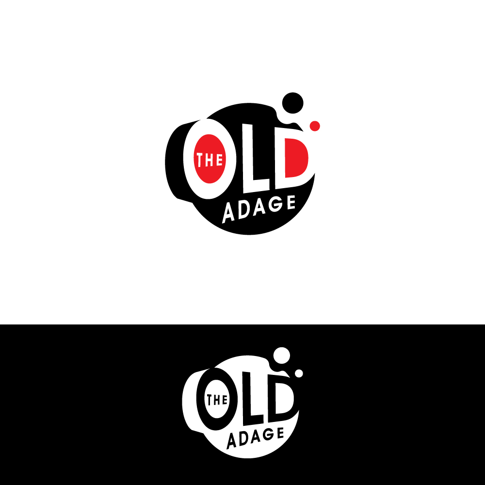 Modern, Professional Logo Design for The Old Adage by.