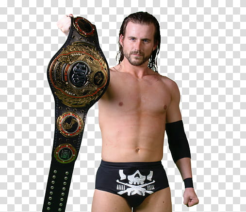 Adam Cole transparent background PNG clipart.