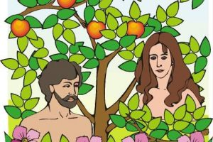 Adam And Eve » Clipart Station.