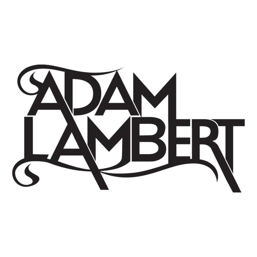 Adam Lambert Logo.