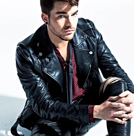 The Reframing of Adam Lambert.