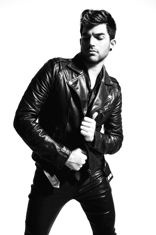 Adam Lambert New Press Picture 139bw.