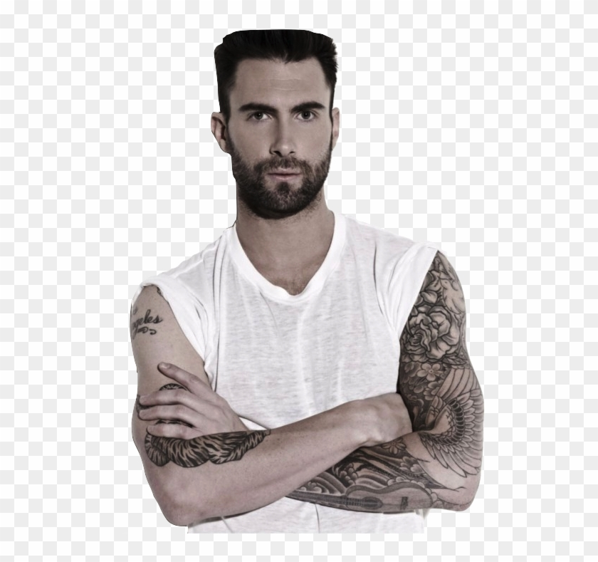 Adam Levine Transparent.