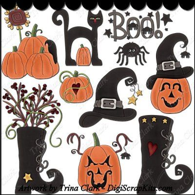 1000+ images about Clip Art Halloween on Pinterest.