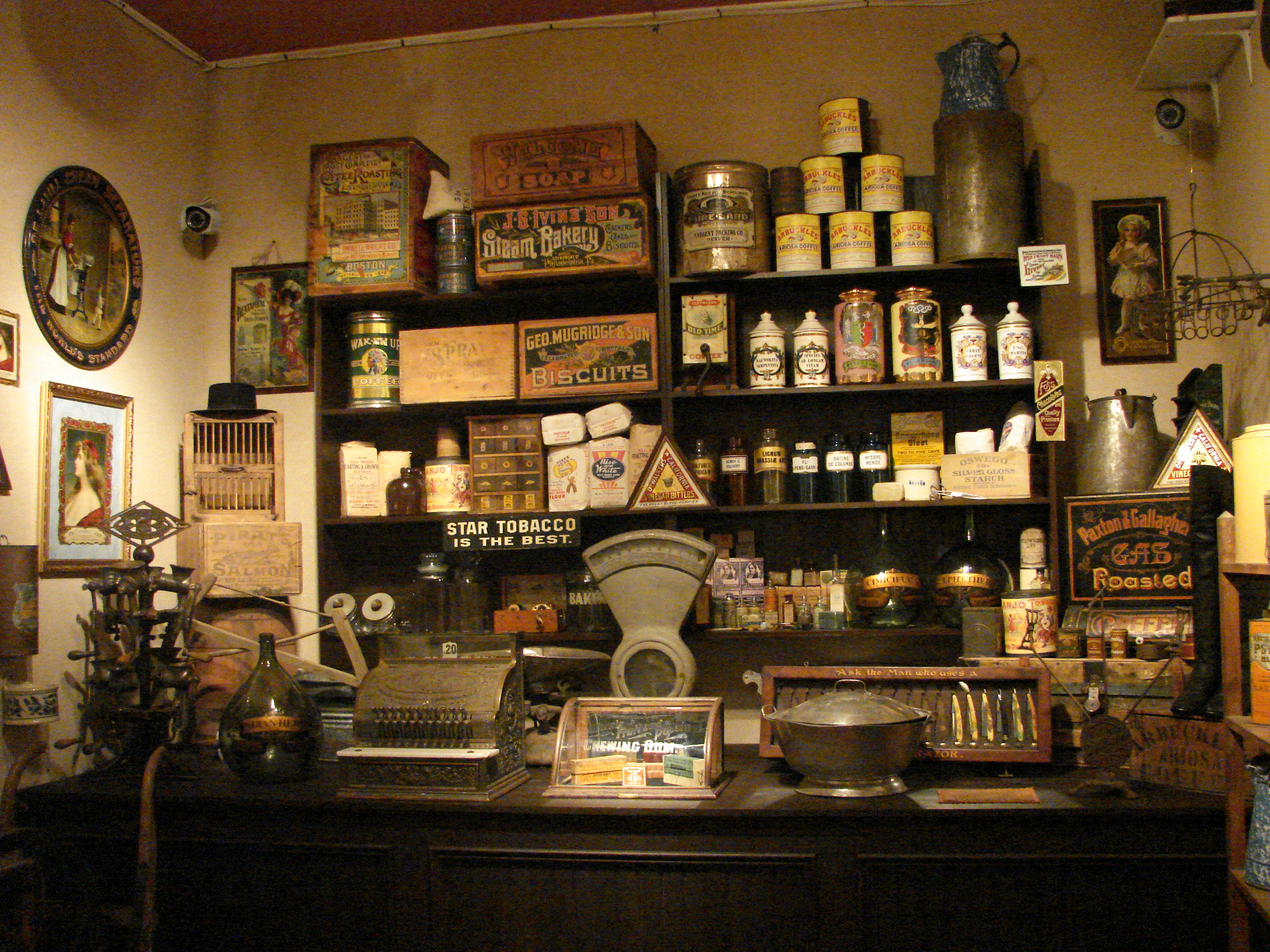 Old fashioned hardware stores 24