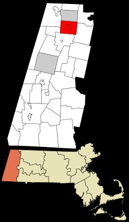 Adams, Massachusetts.