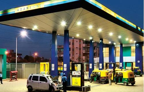 Adani Gas Plant.