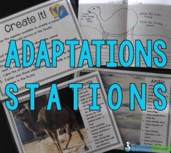 Adapt! A Science Stations Unit.