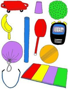 PE Clip Art Mega Pack: Over 200 PNG\'s for Physical Education.