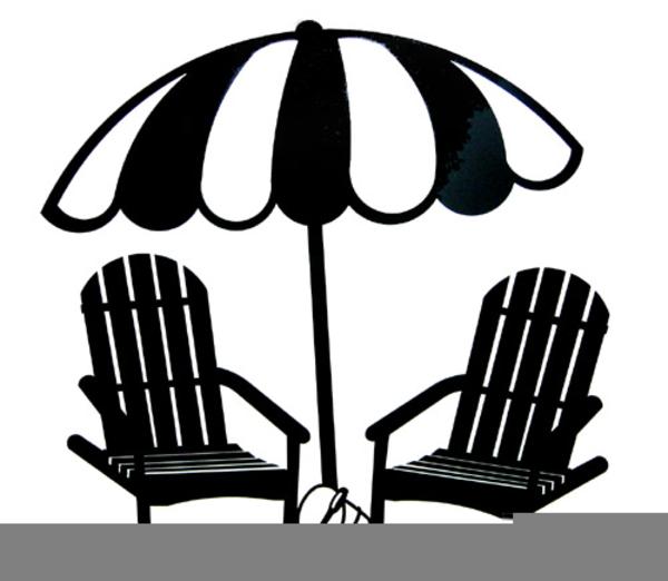 Adirondack Chair Clipart.