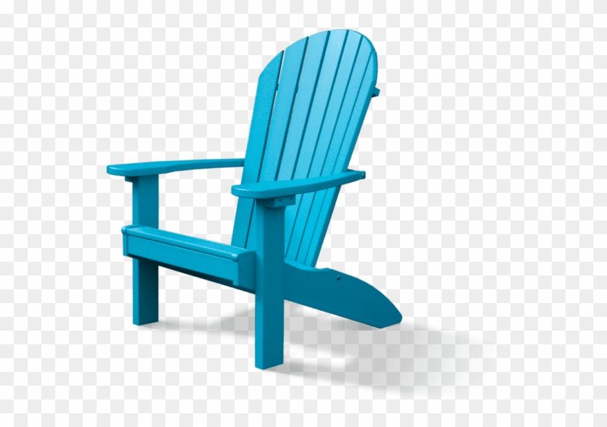 Ez Poly Adirondack Chair.