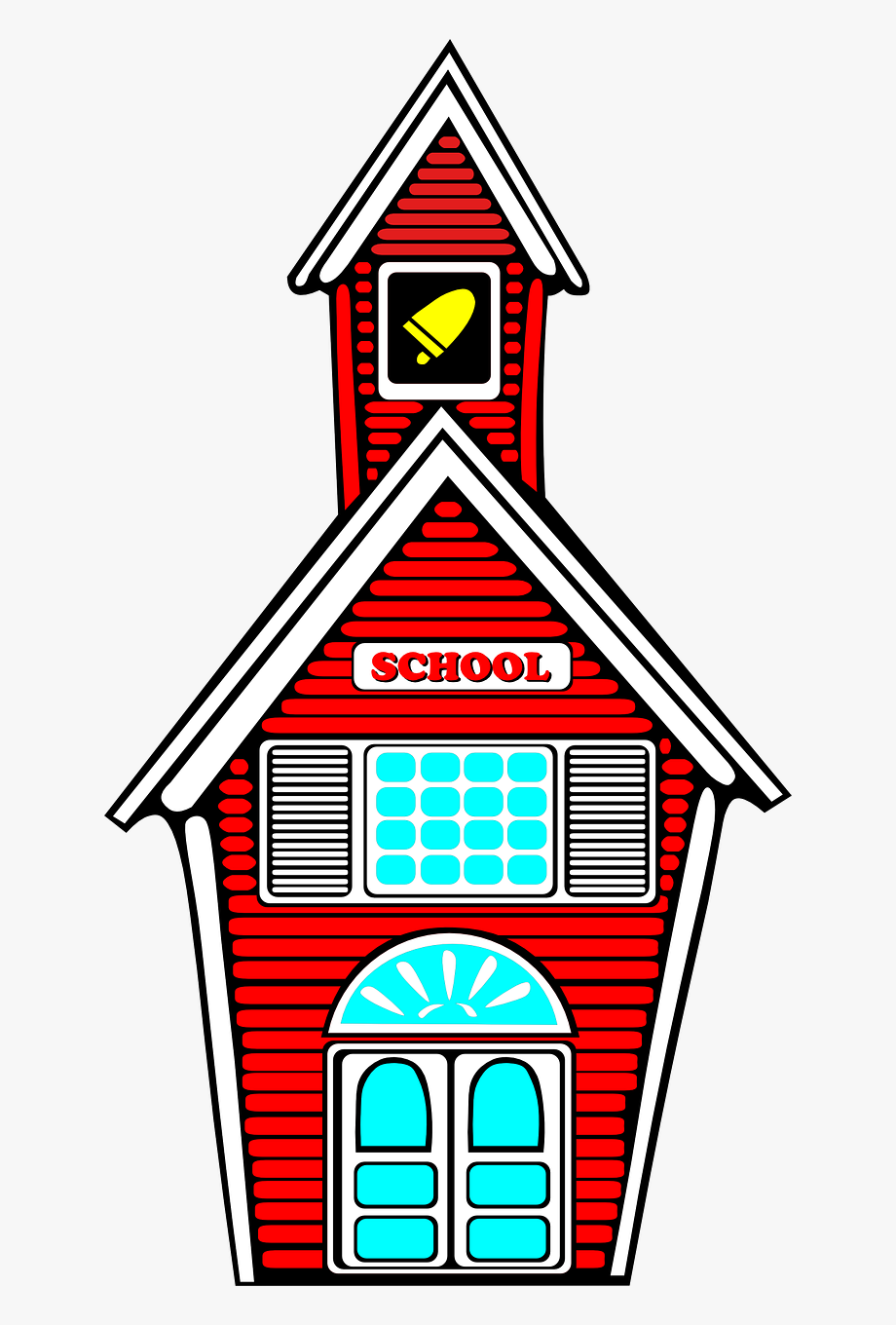 Elementary School Clipart No Background.