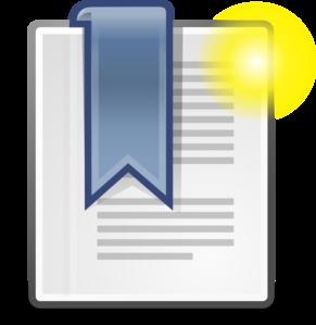 Bookmark Clipart.