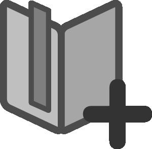 Add Bookmark Clip Art at Clker.com.