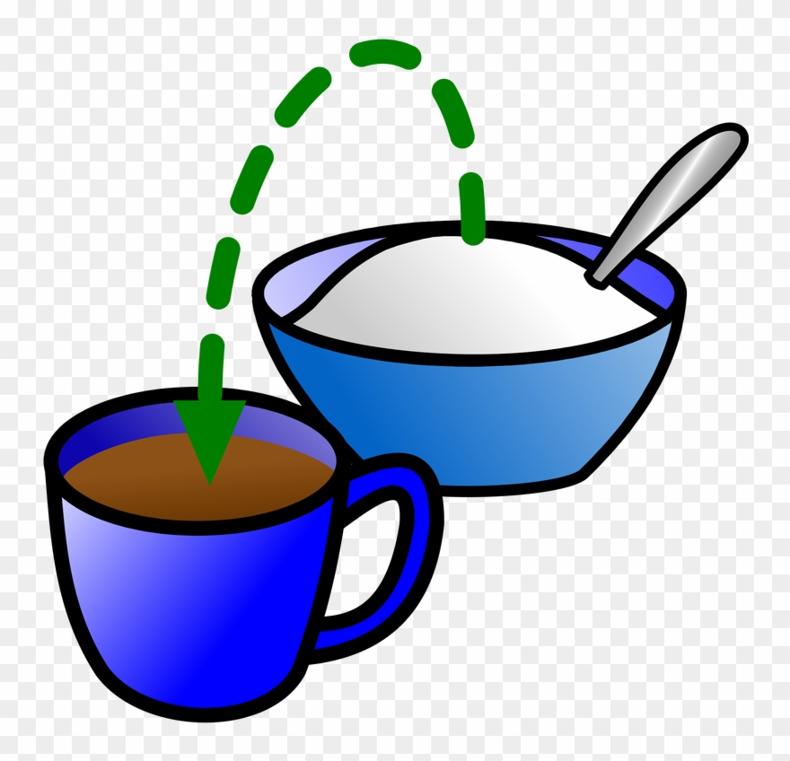 Tea Clipart Stir.