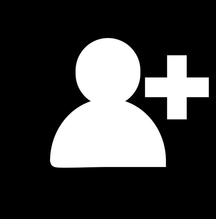 User Add Icon.