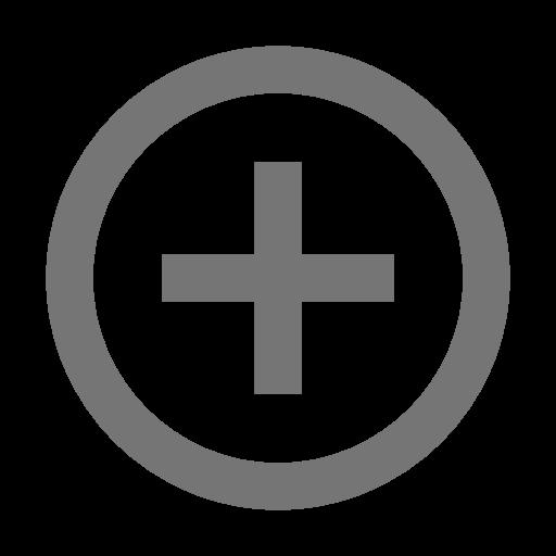 Add, circle, 1 Icon Free of Nova Icons.