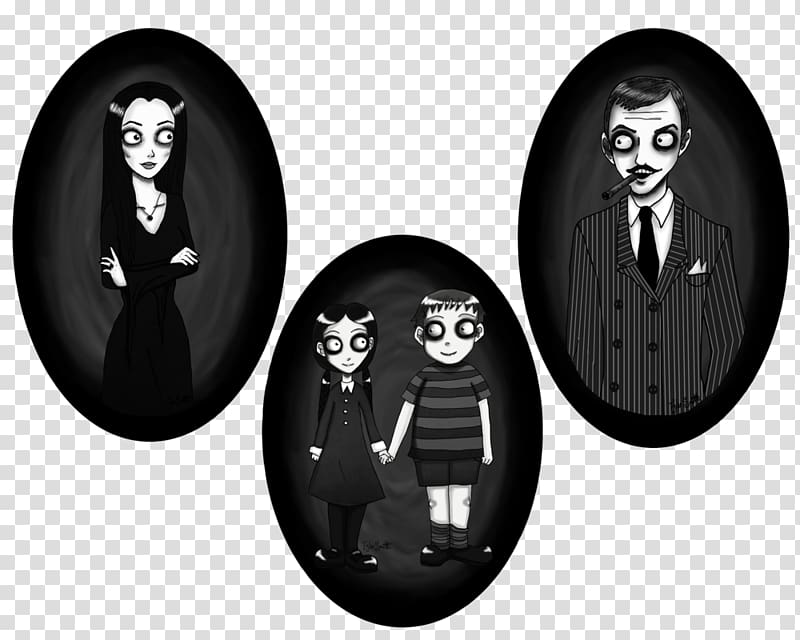 Morticia Addams Wednesday Addams Pugsley Addams Lily Munster.