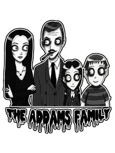 Addams family clipart 1 » Clipart Station.