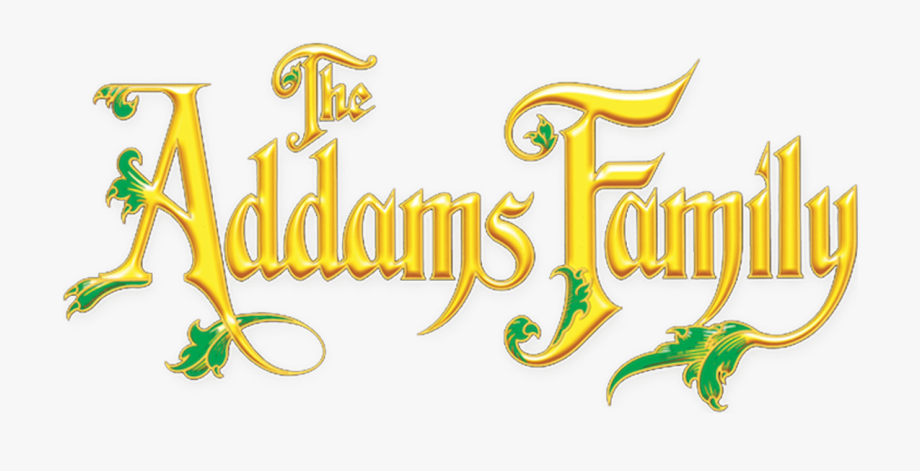 Addams Family Logo Png , Transparent Cartoon, Free Cliparts.