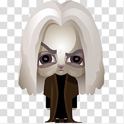 The Addams Family, grandmama icon transparent background PNG.