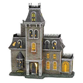 Amazon.com: Halloween Village Addams Family House 2018 by.