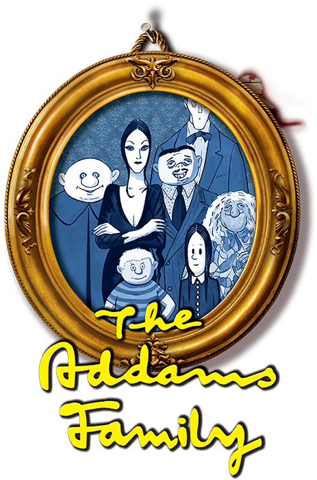 Clip Black And White Stock Addams Family Clipart.