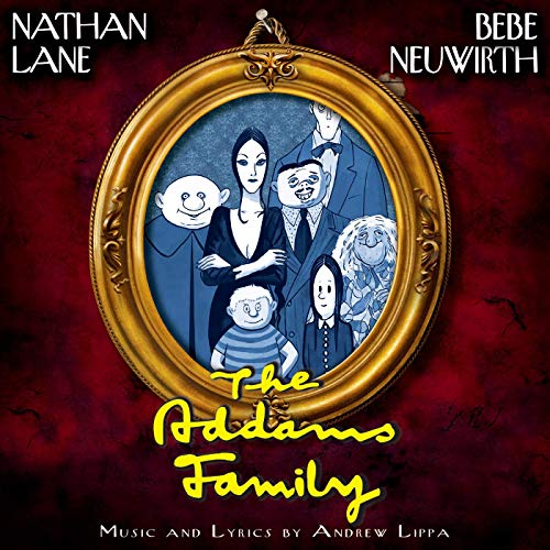 The Addams Family (Original Cast Recording) by Various.