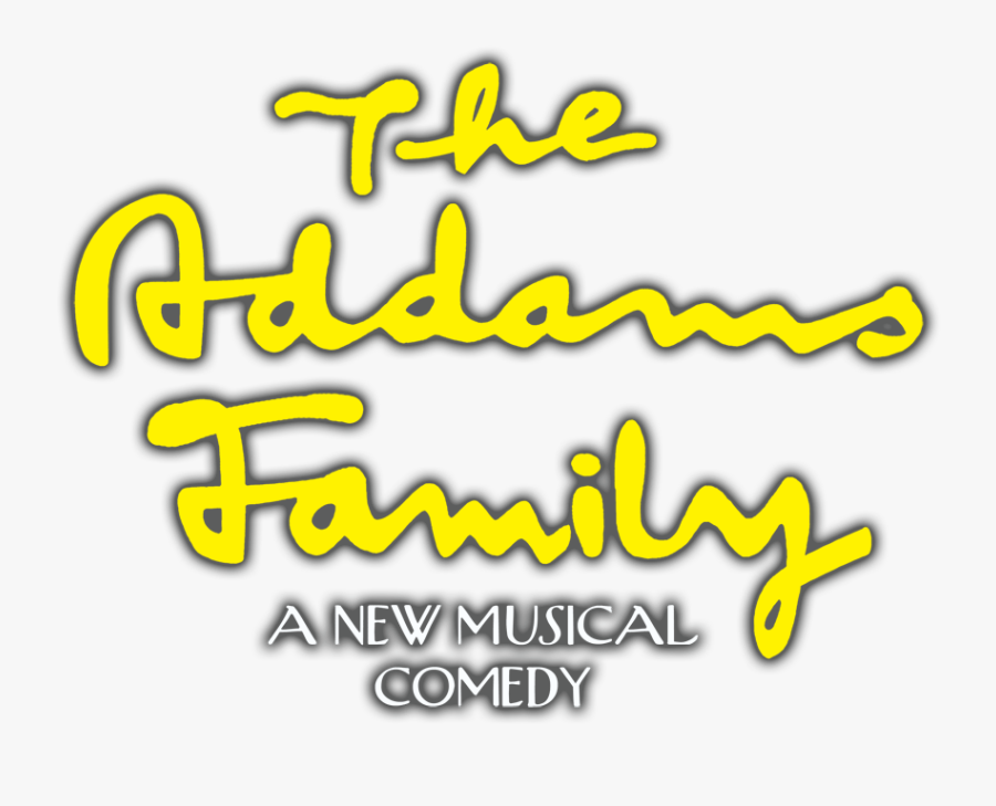 Addams Family The Musical Logo , Free Transparent Clipart.