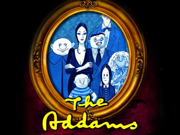 The Addams Family Musical tickets.