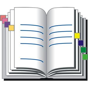 Clipart address book.