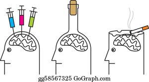 Addiction Clip Art.