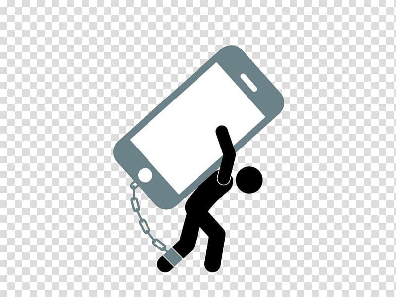 Mobile Phones Addiction Smartphone Nomophobia Social media.