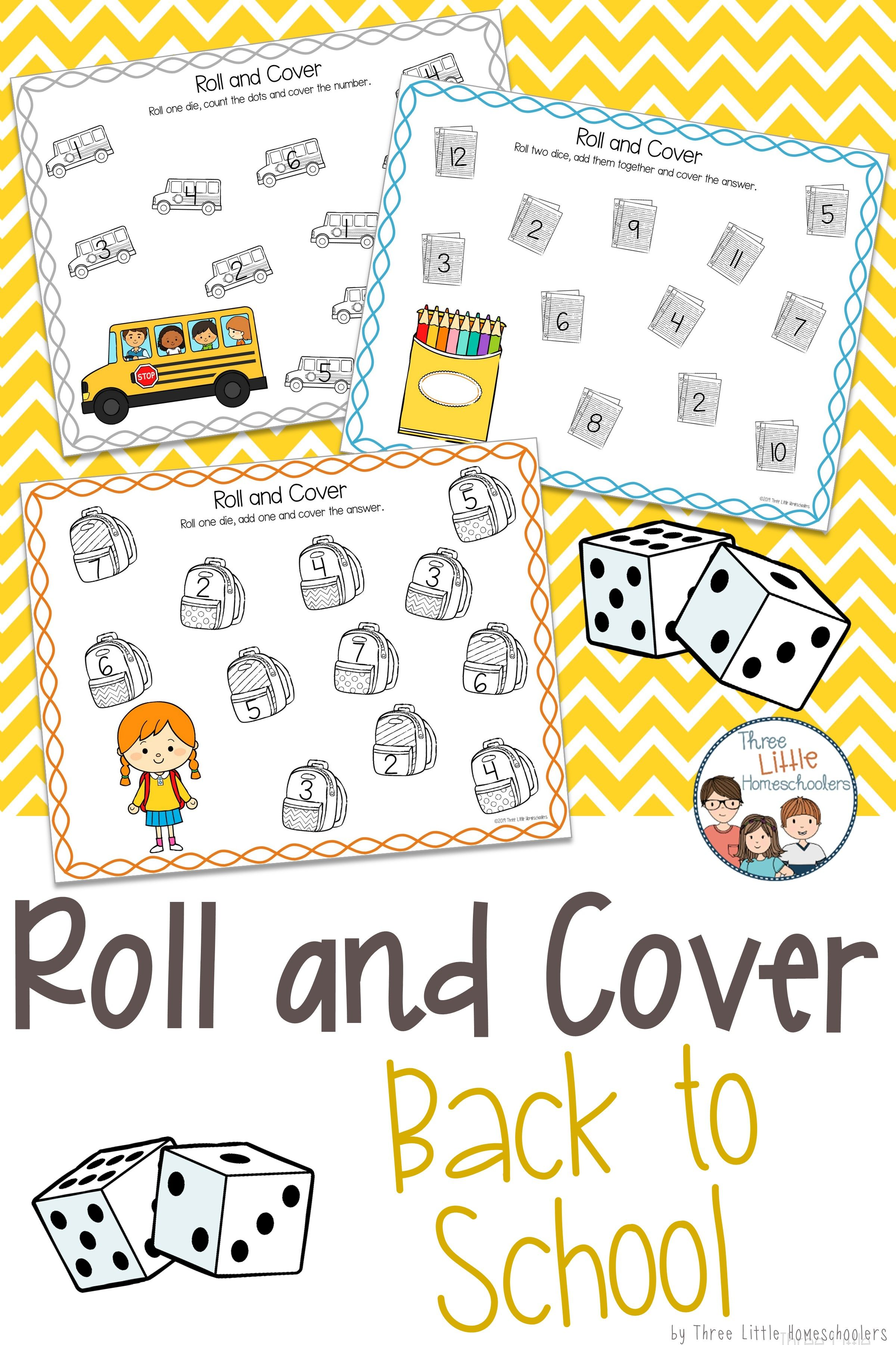 Roll and Cover.