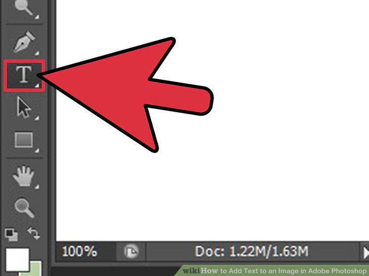 How to Add Text to an Image in Adobe Photoshop: 9 Steps.