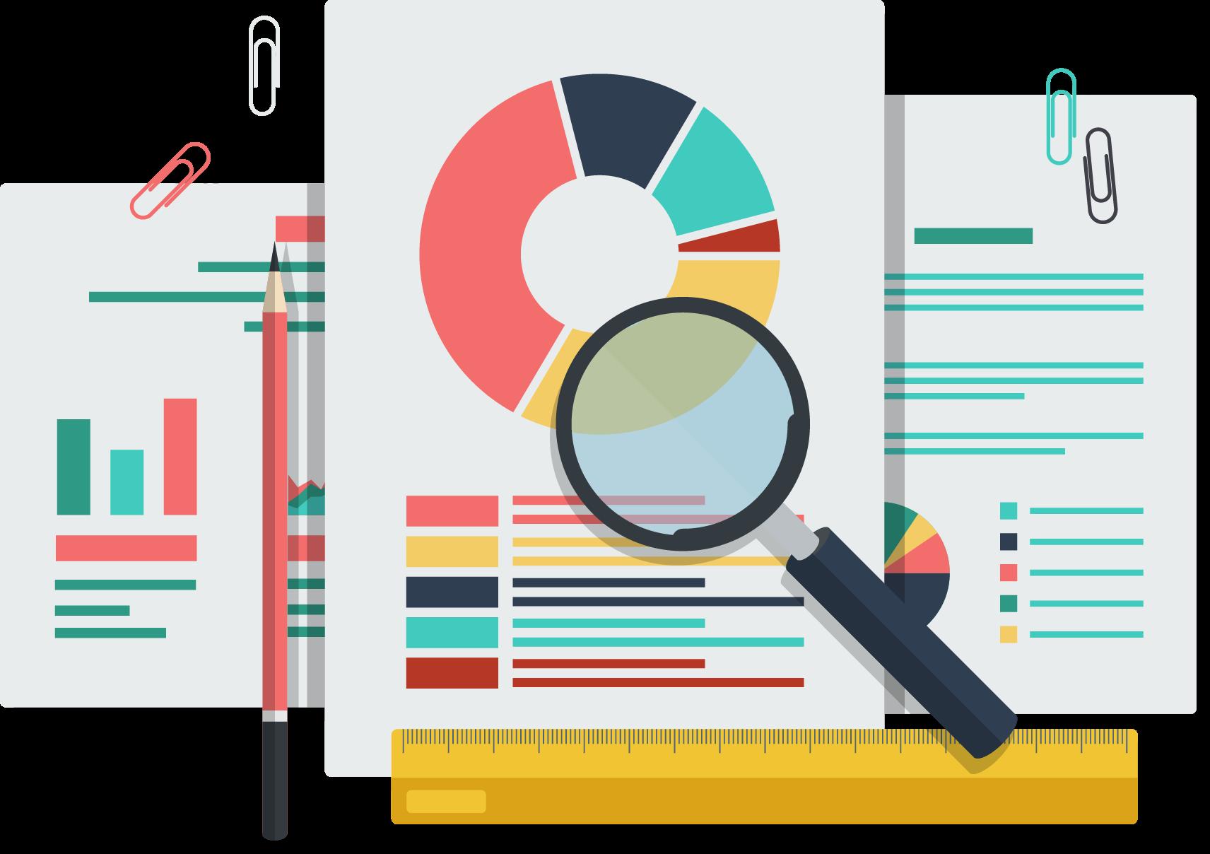 Data Analytics Clipart.