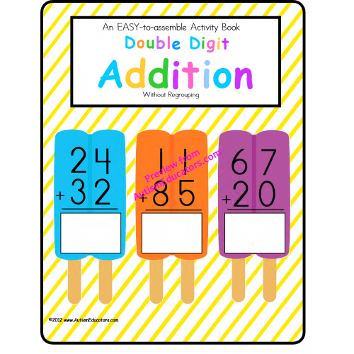 Addition clipart two digit addition, Addition two digit.