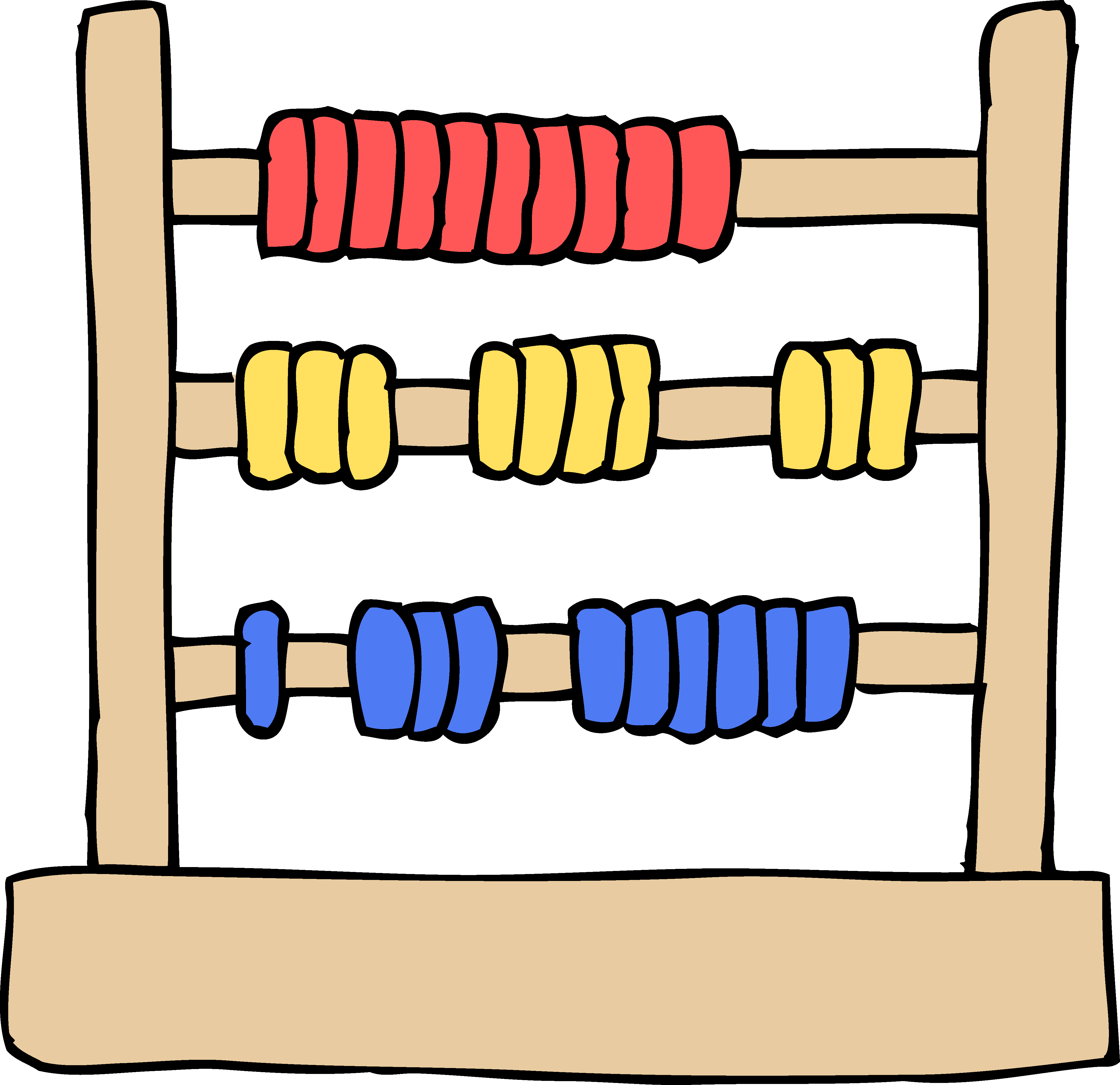 Addition abacus clipart clipart images gallery for free.