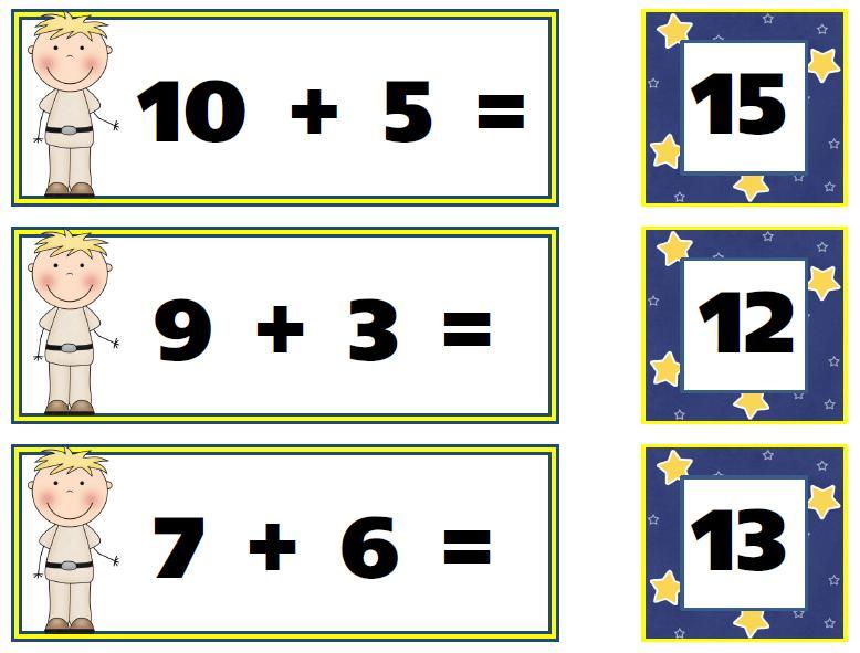1) Addition & Subtraction.