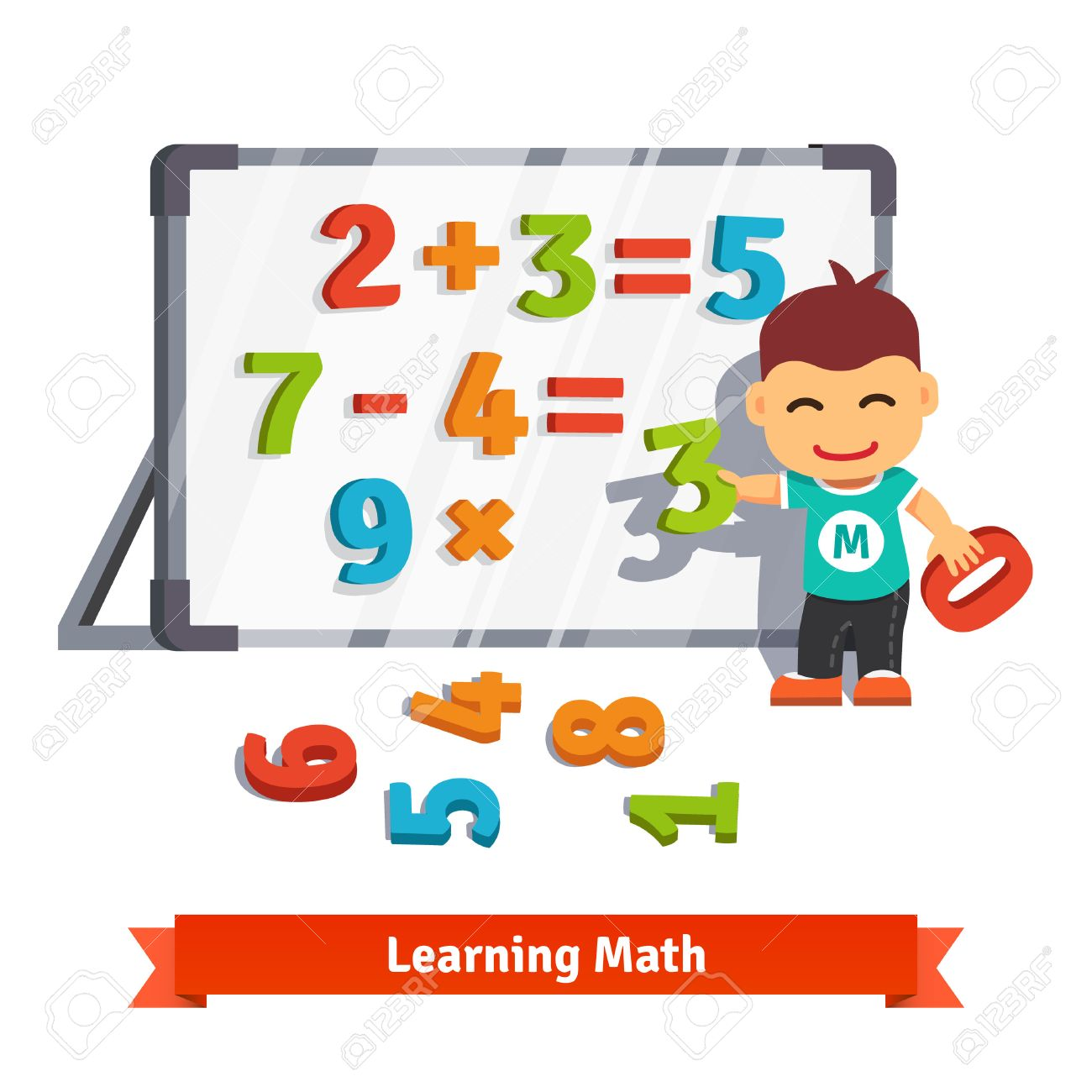 Addition and subtraction clipart 7 » Clipart Station.