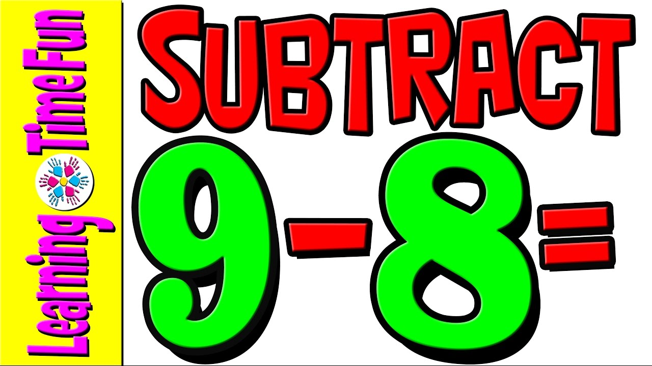 Subtract.