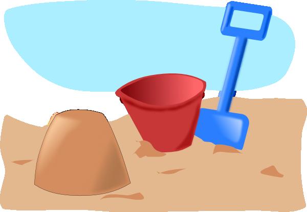 Addon Sandcastle clip art Free Vector / 4Vector.
