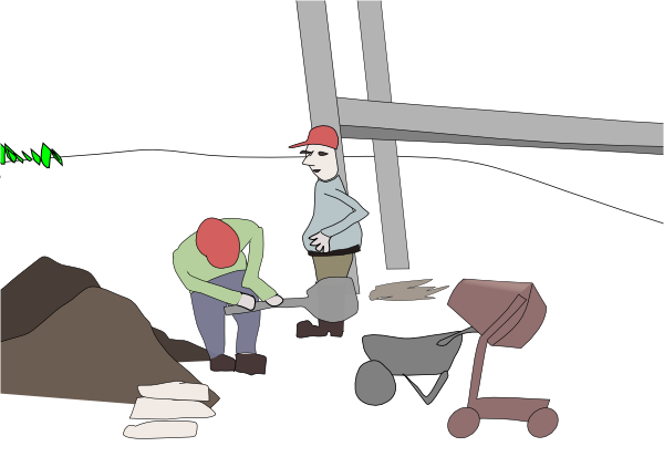 Addon Construction Site clip art Free Vector / 4Vector.
