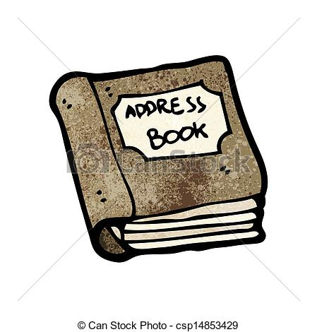Address Book Clipart.